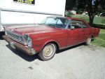 My 1965 1/2 Ford Galaxie by oldschoolrider