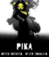 there's no girl like Pika by unsocially-yours