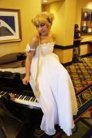 Girl on piano by Chris1248
