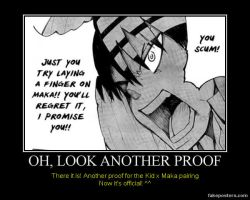 Another proof, now it's official ^^ by Isajoi