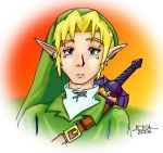 Link's Crying by Kaynil