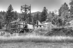 Blue Jay Mine by lidarman