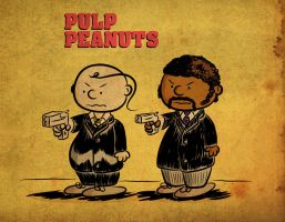 Pulp Peanuts. by TheOhNeeders