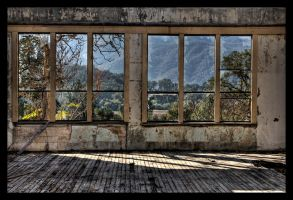 Picture Window Landscape by ernieleo