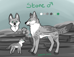 Stone Reference Sheet by Kama-ItaeteXIII