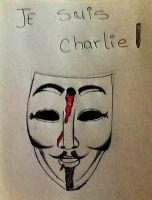 Guy Fawkes for the freedom of creativity  by Sassatelli17