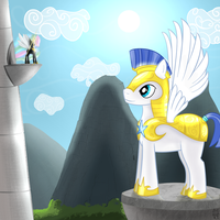Celestias Royal Guard by lKittyTaill