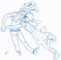 Dance With Me by CNat