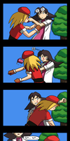 Megaman Legends 3 Page 6 by dklproductions