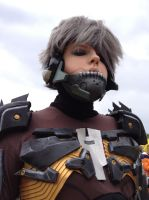 Raiden cosplay closeup by hellduck