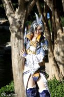 Kuja - Final Fantasy IX - 5 by DugFinn