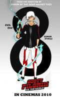 Simon Static the 8th evil ex by ShadowValentine