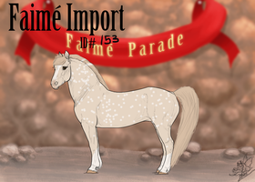 Faime Import 153 by AutumnCreekFarms