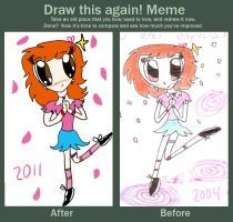 Before and After meme by erisama