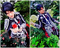 Prince Endymion - Sailor Moon Cosplay by legalrehab