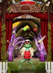 The Carnival-Fortune Frog Juggler by Trevor80