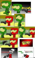 Halo Comic 4 by Gabe27C