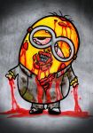 Minion zombified by Melski83