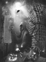 Peaceful Street by daviper1