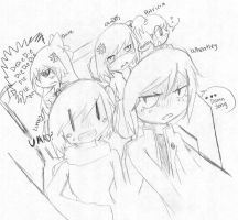 Partying, Partying YEAH. by lunaticDREAMINGgirl