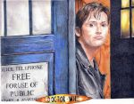 Dr. Who by queenlin