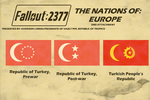 Flags of Fallout 2377 Europe Nations pt. 2 by lordelpresidente