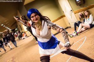 ColossalCon 2015 - Isabela by VideoGameStupid