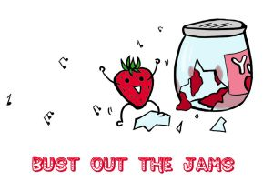 Bust out the Jams by VanillaPudding