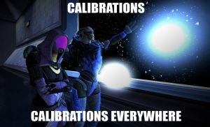 Calibrations, calibrations everywhere! by TethysAqua