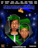 Stardust Rising film poster by EclecticNinja