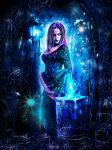 Fascination by L-A-Addams-Art