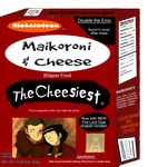 Maikoroni and Cheese by heartsyhawk