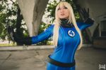 Invisible Woman - Fantastic Four by CoolADN