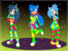 .:Team Neon Fusion:. by Rubisha