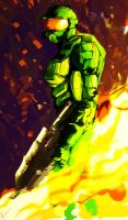 THE RETURN OF THE SPARTAN 117 by Augusto-Rubio
