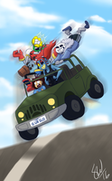 Undertale - Joyride by TC-96
