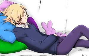 APH: Norway - colored by ayochan