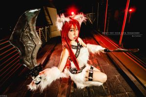 League of Legends: Katarina (Kitty Cat Ver.) by josephlowphotography