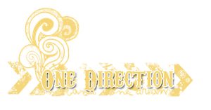 One direction texto png by iBiebsAgron