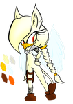 -Ref Sheet- Pearly Wings by Axe-Cell