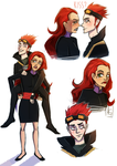 Jack and Wuya by Agg-A