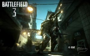 Battlefield 3 Custom Wallpaper HD by lilgamerboy14