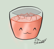 Day 29 - Jello Cup by LinkSketchit