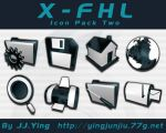 X-FHL Icon Pack 2 by JJ-Ying
