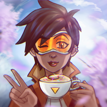 Tracer - coffee time by ntyer