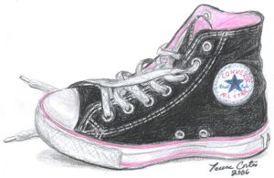 Converse All Star by LatinPrincess17