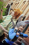 Zootopia cosplay by DAIxSORA