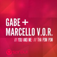 Gabe and Marcello VOR LP by joumanji