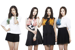 Red Velvet [png] #1 by KseniaKang