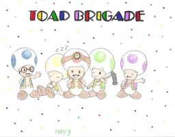 M: Toad Brigade by spiderboy1